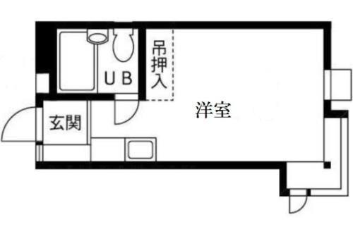 成城学園前 徒歩26分 1階 1R 賃貸アパート