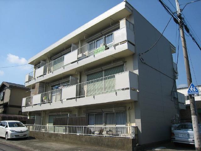 山田 徒歩14分 3階 2DK 賃貸アパート