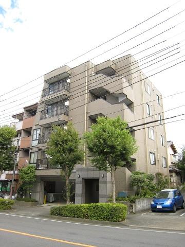 京王片倉 徒歩7分 4階 2K 賃貸マンション