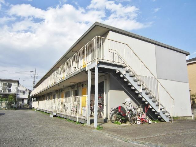 和泉多摩川 バス10分 停歩8分 1階 2DK 賃貸アパート