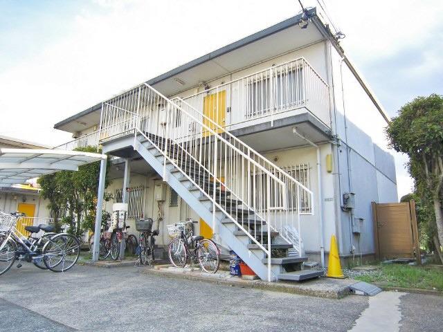 二子玉川 バス12分 停歩4分 2階 2DK 賃貸アパート