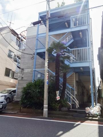 大崎 徒歩13分 2階 2K 賃貸マンション