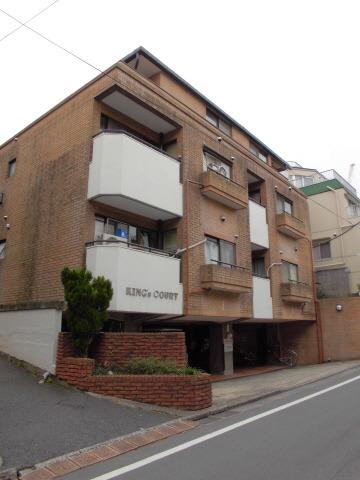 信濃町 徒歩5分 1階 2DK 賃貸マンション