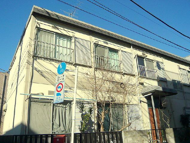 浜田山 徒歩4分 2階 1K 賃貸アパート