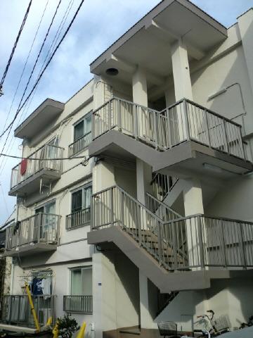 広尾 徒歩13分 1階 1DK 賃貸マンション
