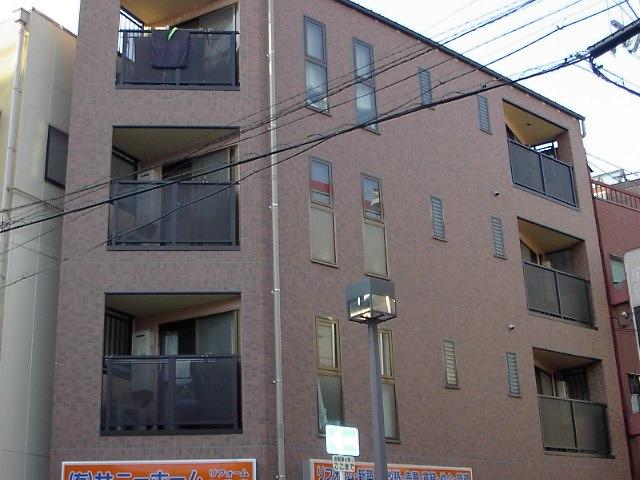 沢ノ町 徒歩1分 2階 1R 賃貸マンション
