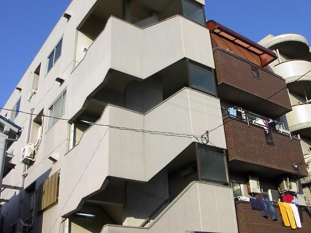 杉本町 徒歩8分 4階 2DK 賃貸マンション