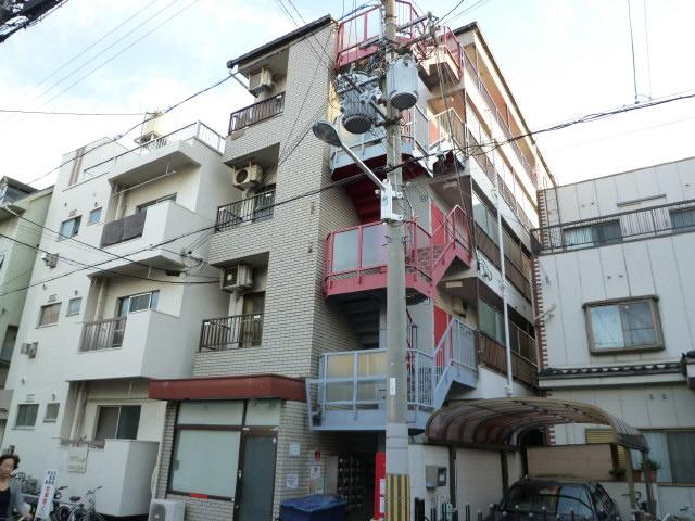 堺東 徒歩10分 1階 1K 賃貸マンション