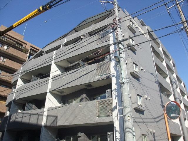 桜台 徒歩9分 3階 1K 賃貸マンション