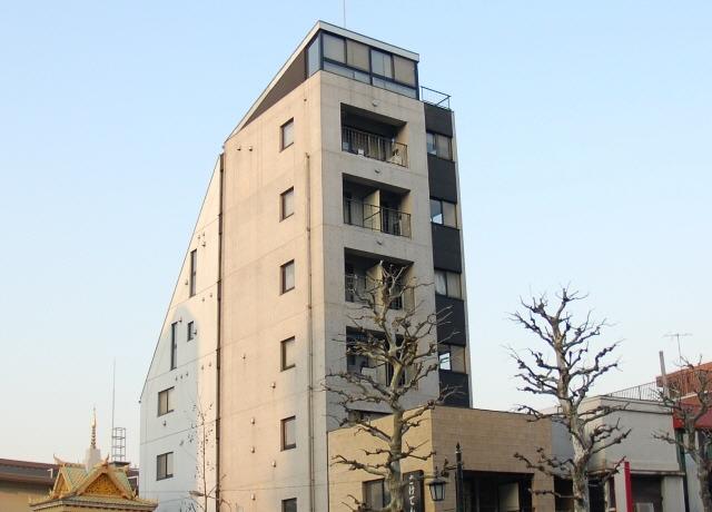 新中野 徒歩3分 4階 1K 賃貸マンション