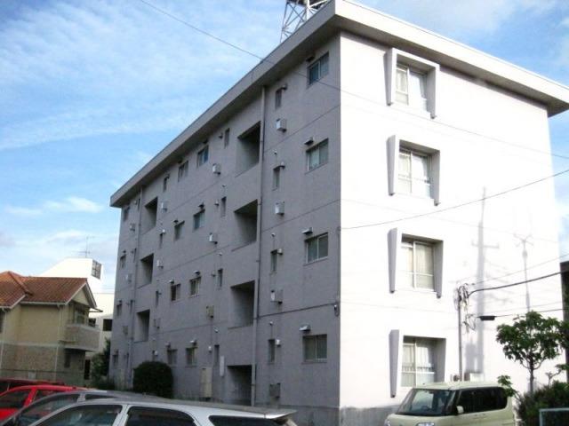 たまプラーザ 徒歩6分 4階 2K 賃貸マンション