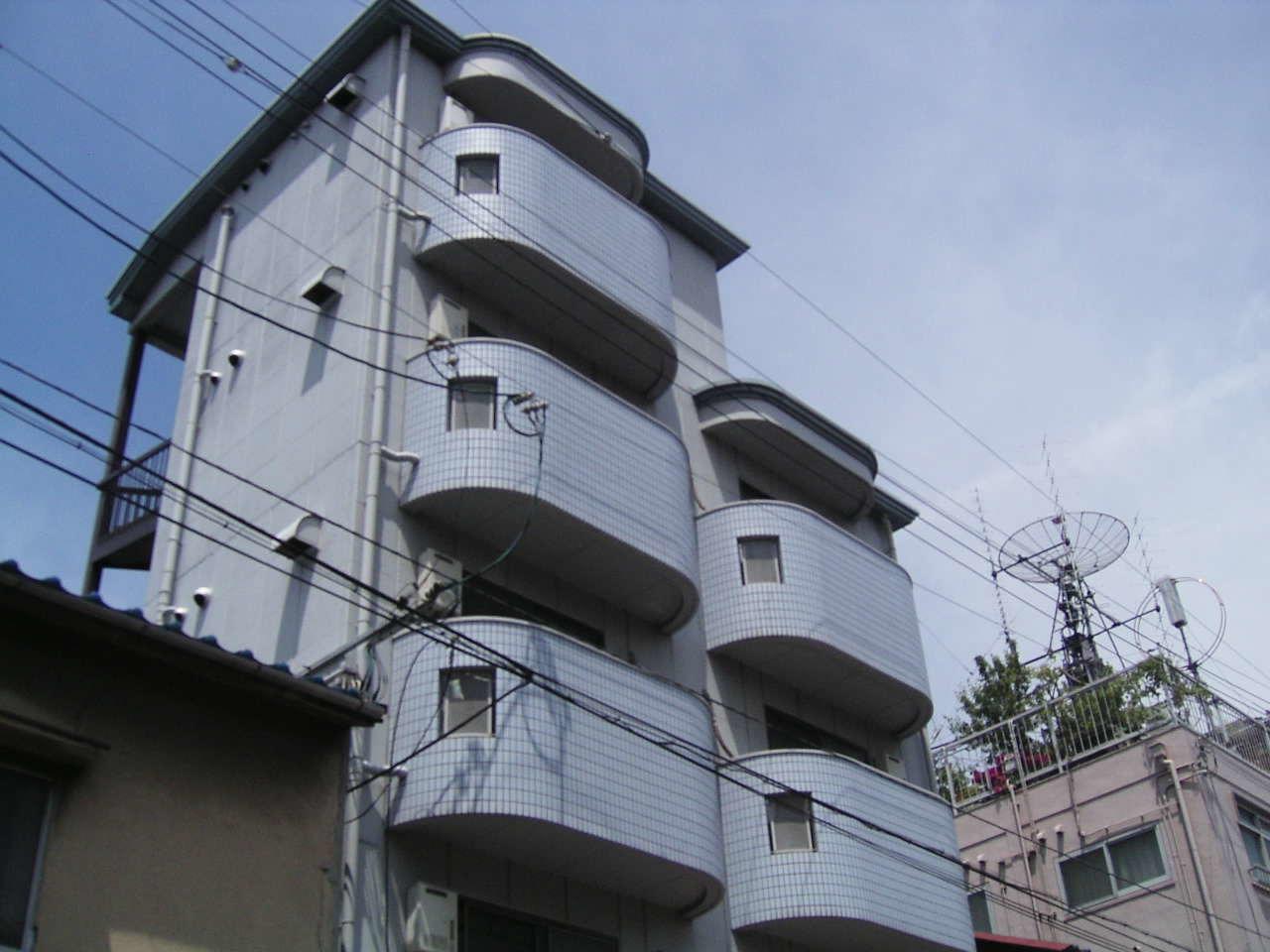 庄内 徒歩9分 4階 1R 賃貸マンション