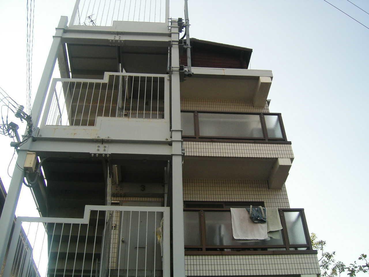 庄内 徒歩8分 3階 1DK 賃貸アパート