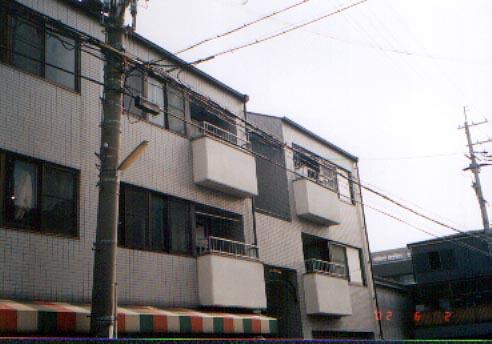 庄内 徒歩12分 3階 1K 賃貸マンション