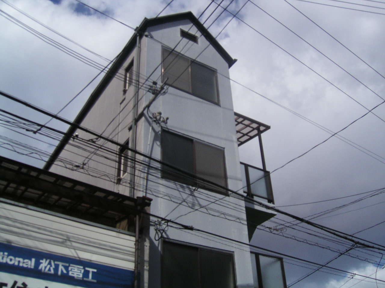 庄内 徒歩12分 3階 1R 賃貸マンション