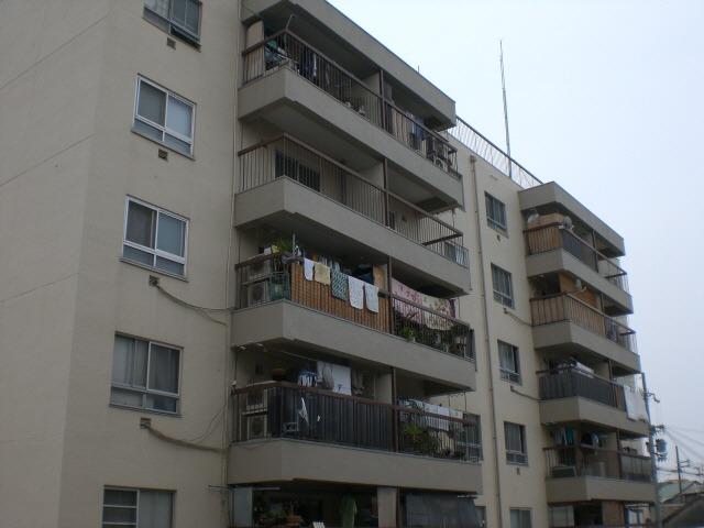神崎川 徒歩15分 2階 2LDK 賃貸マンション