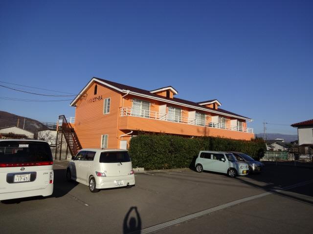 石和温泉 バス10分 停歩11分 2階 1K 賃貸アパート