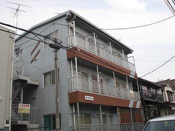 東所沢 徒歩17分 2階 2DK 賃貸マンション