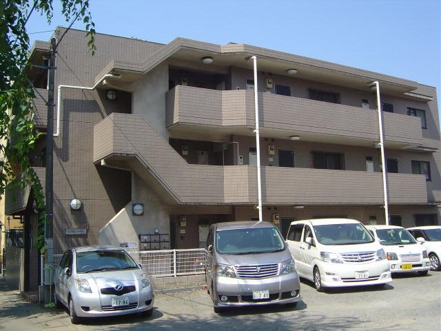 東所沢 徒歩7分 3階 2DK 賃貸マンション