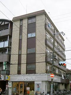 京橋 徒歩6分 5階 1K 賃貸マンション
