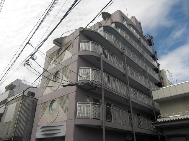 野江 徒歩1分 2階 1R 賃貸マンション