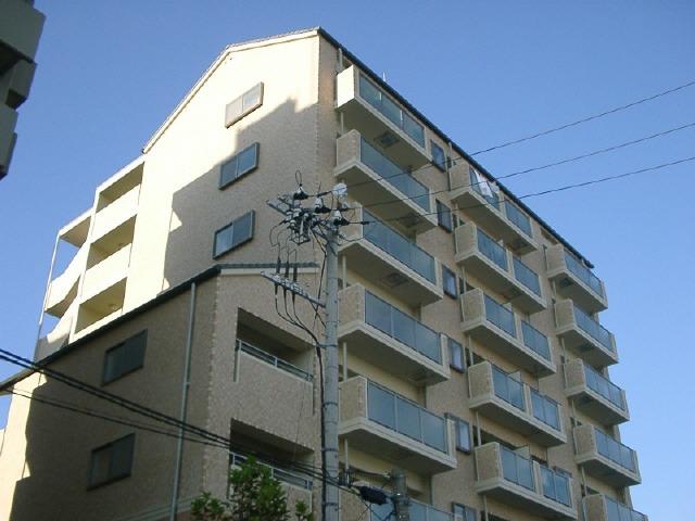 大阪港 徒歩3分 8階 1LDK 賃貸マンション