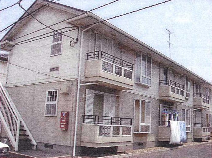 北上尾 徒歩20分 1階 2DK 賃貸アパート