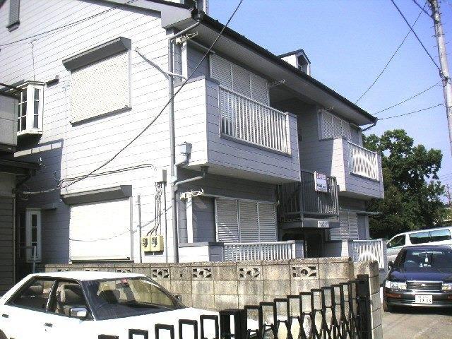桶川 徒歩8分 2階 2DK 賃貸アパート