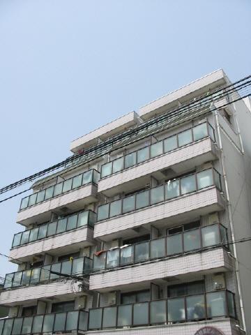 京橋 徒歩8分 6階 1K 賃貸マンション