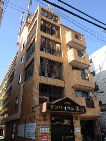 崇禅寺 徒歩7分 5階 1K 賃貸マンション