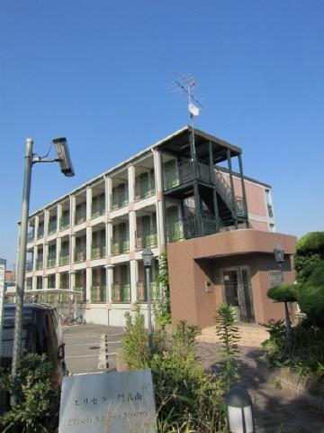 鶴見緑地 徒歩10分 2階 1K 賃貸マンション