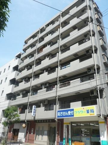 新福島 徒歩4分 6階 1DK 賃貸マンション