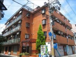 上新庄 徒歩9分 4階 1K 賃貸マンション