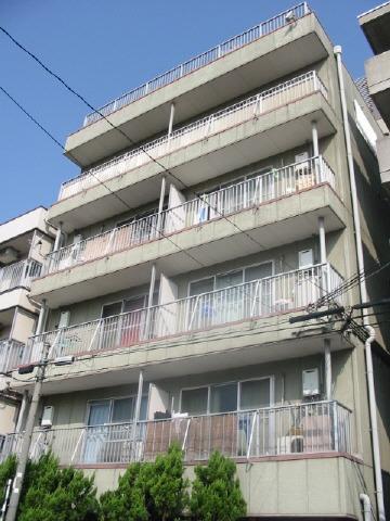 中津 徒歩10分 3階 1DK 賃貸マンション