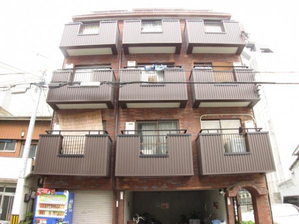塚本 徒歩6分 3階 1R 賃貸マンション