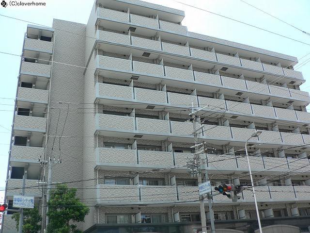 梅田 徒歩9分 6階 1K 賃貸マンション