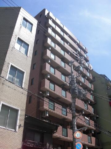 扇町 徒歩5分 11階 1K 賃貸マンション