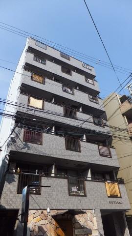 上新庄 徒歩3分 3階 1K 賃貸マンション