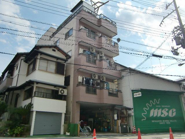淀川 徒歩5分 3階 1R 賃貸マンション