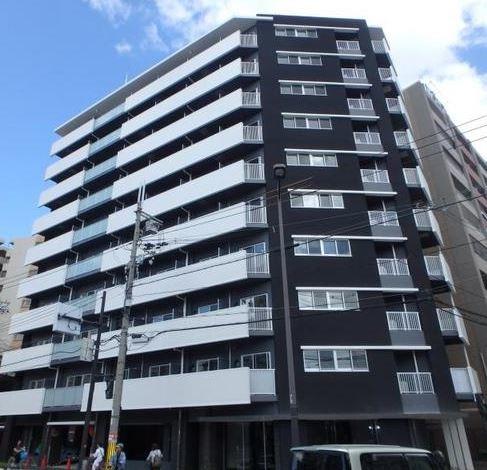 姫島 徒歩5分 5階 1K 賃貸マンション