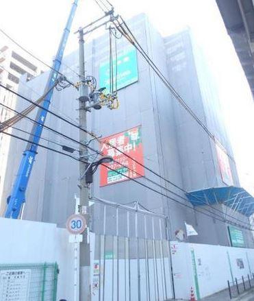 加島 徒歩3分 2階 1DK 賃貸マンション
