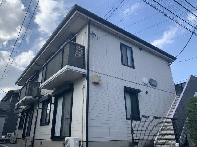 新杉田 徒歩28分 2階 2DK 賃貸アパート