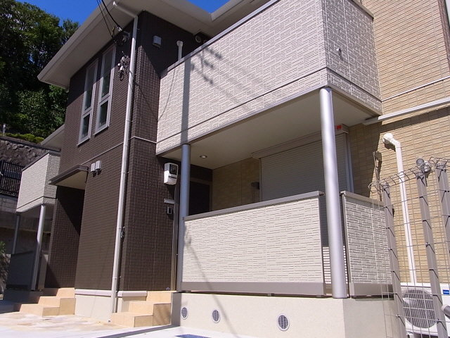 京急富岡 徒歩8分 1階 3LDK 賃貸アパート