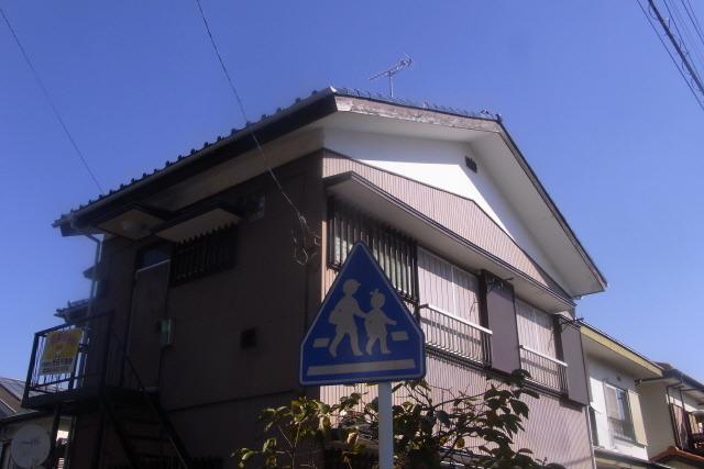 東戸塚 バス14分 停歩8分 2階 2DK 賃貸アパート