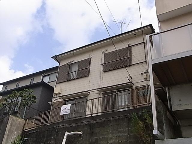 弘明寺 徒歩22分 2階 1K 賃貸アパート