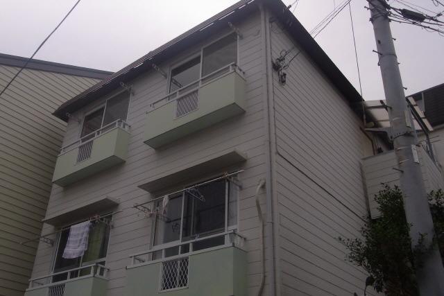 上大岡 バス12分 停歩2分 1階 2DK 賃貸アパート