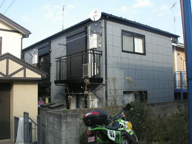 京急富岡 徒歩21分 2階 1K 賃貸アパート