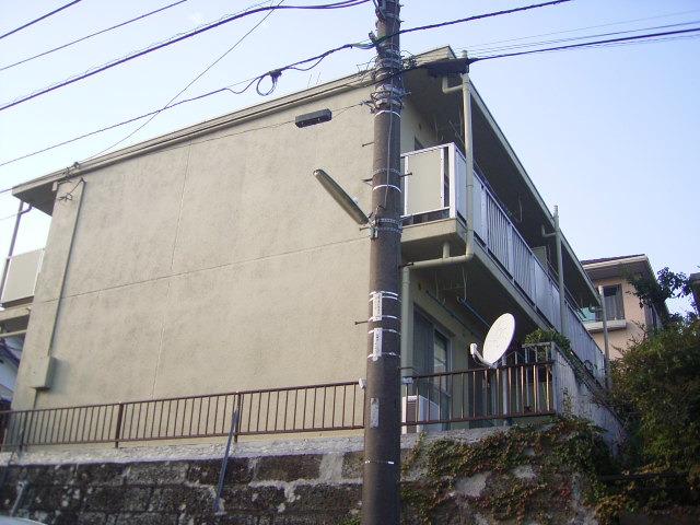 井土ヶ谷 徒歩16分 2階 2DK 賃貸マンション