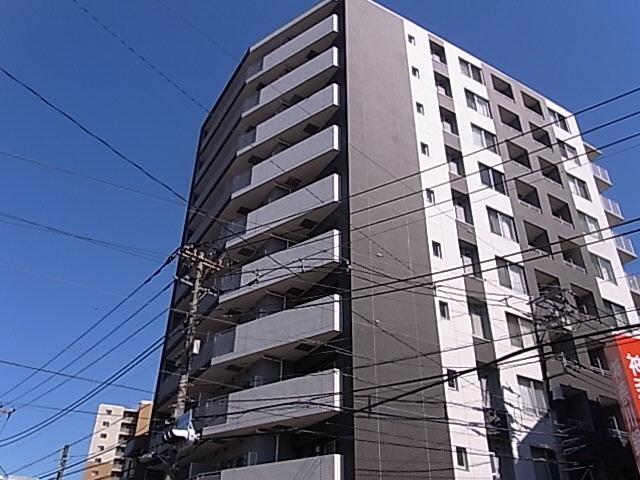 井土ヶ谷 徒歩3分 5階 1R 賃貸マンション