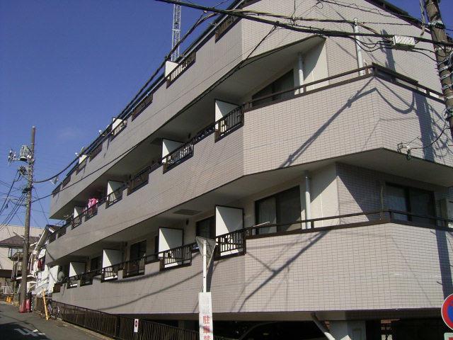 弘明寺 徒歩18分 3階 1DK 賃貸マンション